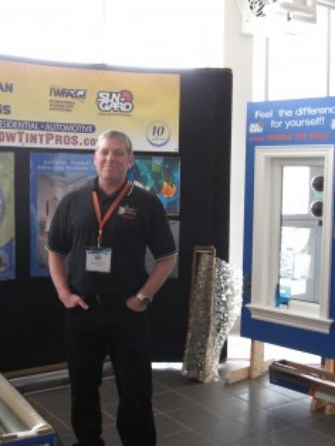 John Dejong (Owner) - Home Expo 2009